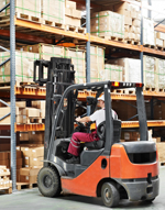 Forklift Operator Safety