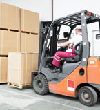 Sit Down Counterbalanced Forklifts