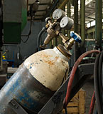Propane Cylinder Handling and Exchange