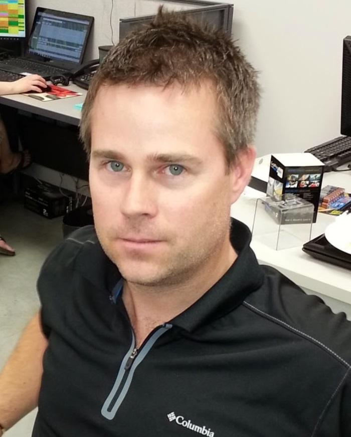 Brett McCumber