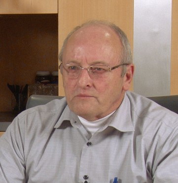 Ron Hanson Ph.D M.Sc. B.Sc.