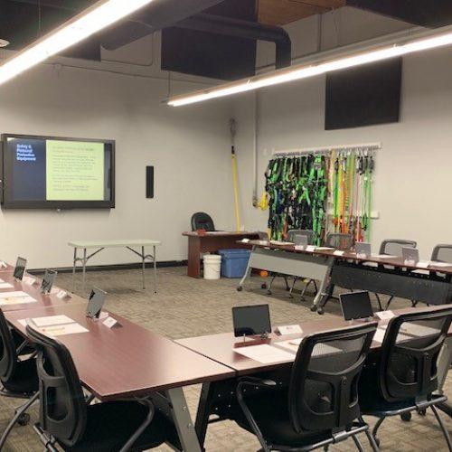 ASTEC Indoor Classroom