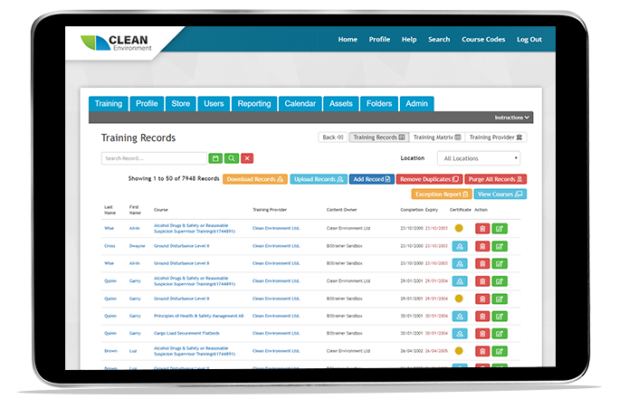 Employee Training Tracking Software - Training Management Software