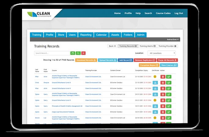 Employee Training Tracking Software - Training Management Software